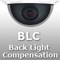 "Functia BLC ""Back Light Compensation"""