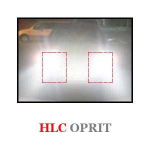 HLC oprit