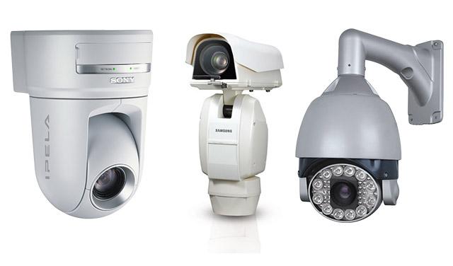 Functia PTZ la camerele de supraveghere video