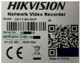 Inregistrarea dispozitivelor Hikvision in contul Hik-Connect